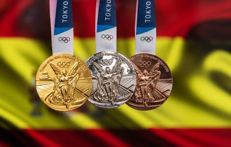 Bra resultat i OS för Spanien