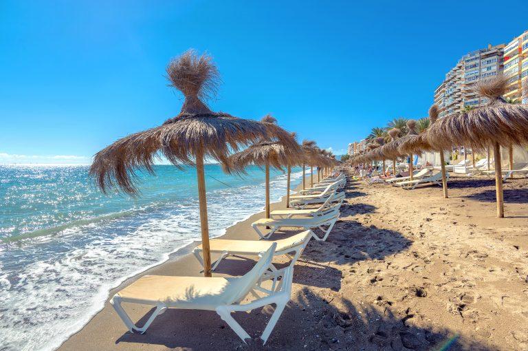 Andalusiens kust- och inlandsbadplatser möter krav på vattenkvalitet