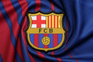 FC Barcelona nära konkurs