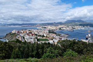 Ceuta – en omstridd pärla mellan hav och kontinenter