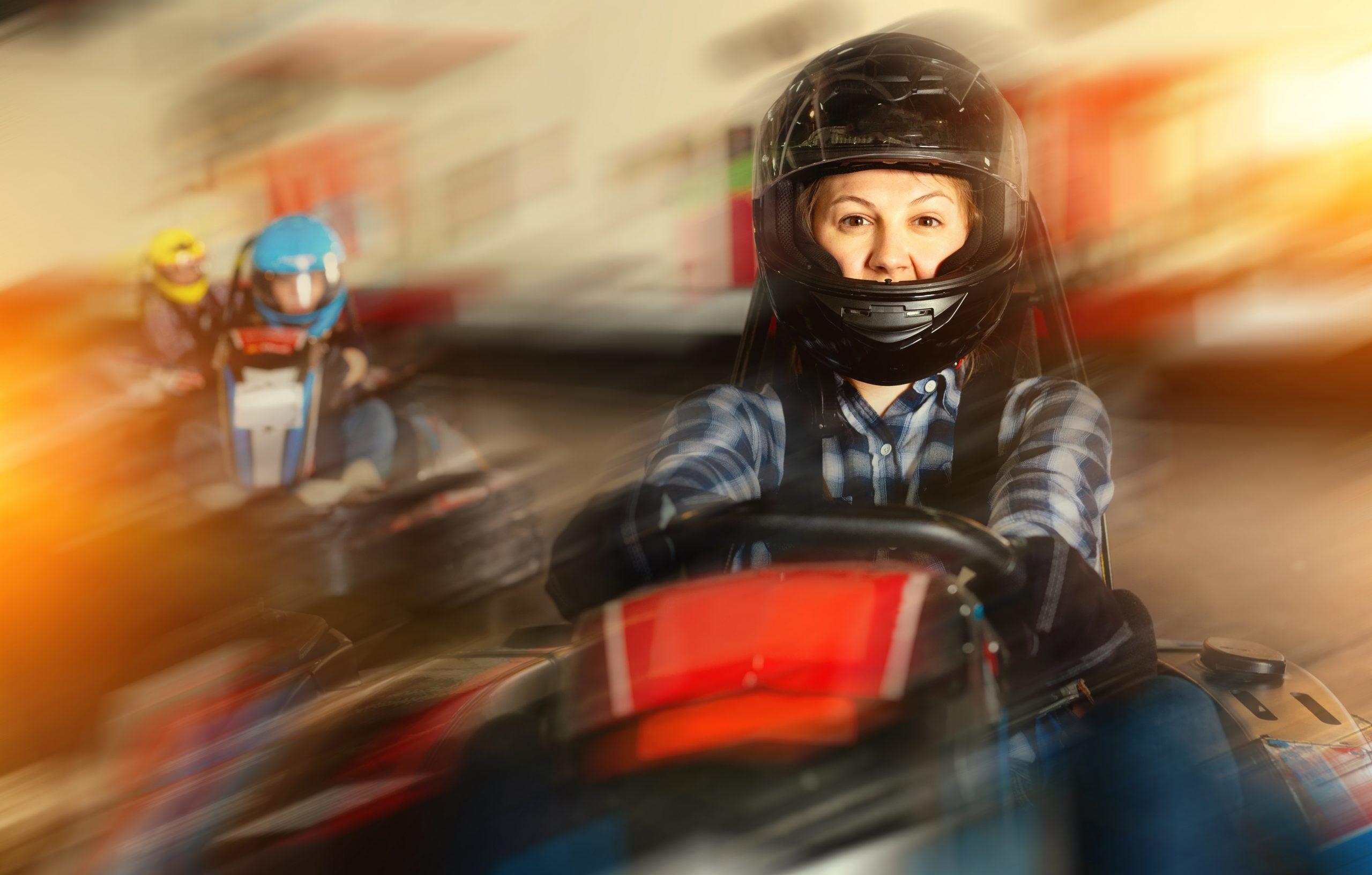 Bli racingförare för en dag