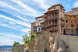 Cuencas hängande hus