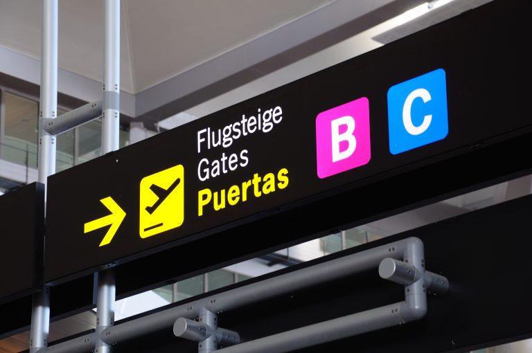 Passagerare med 3,5 kg kokain gripen på Málagas flygplats