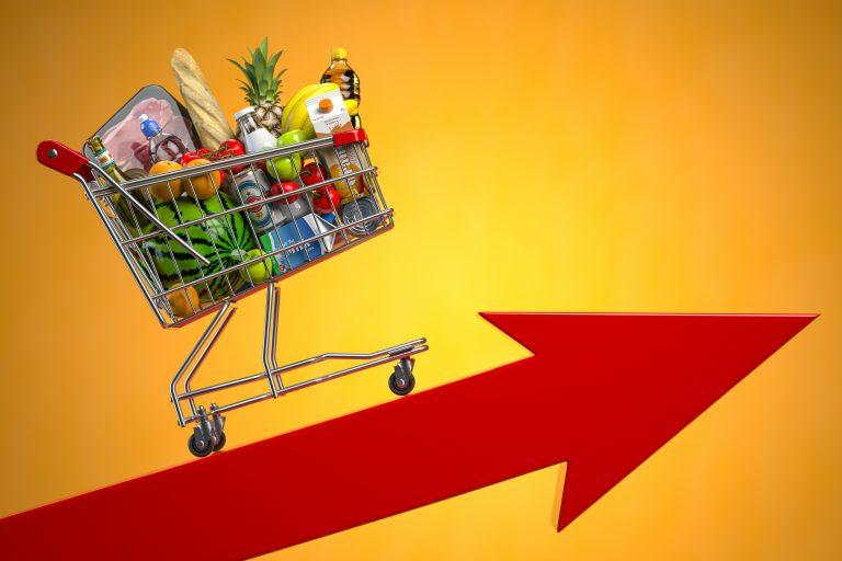 Inflationen i Spanien högsta på 9 år