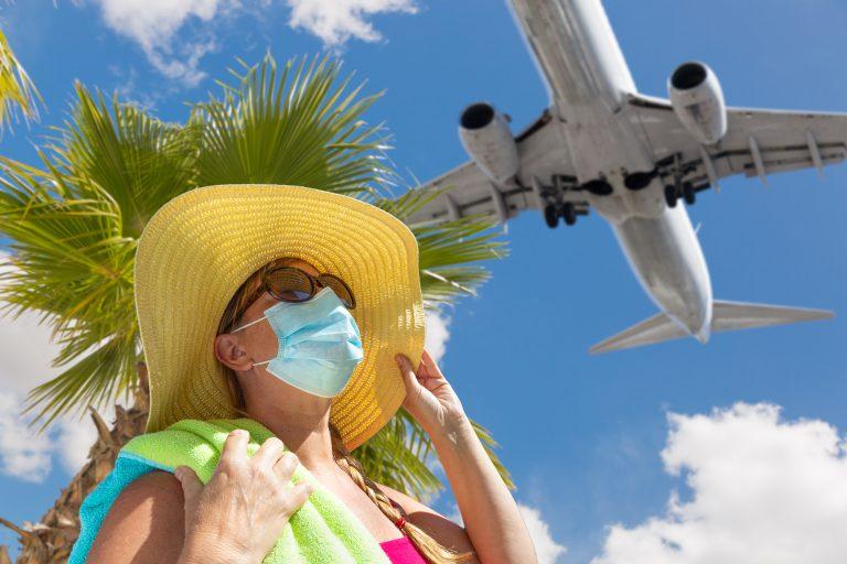 Spaniens internationella turism tredubblad i augusti