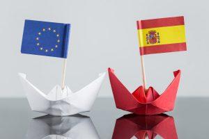 Spanien förväntas leda EU:s ekonomiska återhämtning