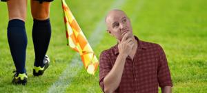 På andra sidan… Har spansk fotboll sprungit offside?