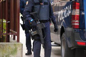 Anti-terrorismteam stoppar möjlig jihadistgrupp i Málaga