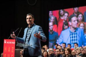 Den spanska regeringen har allvarliga problem