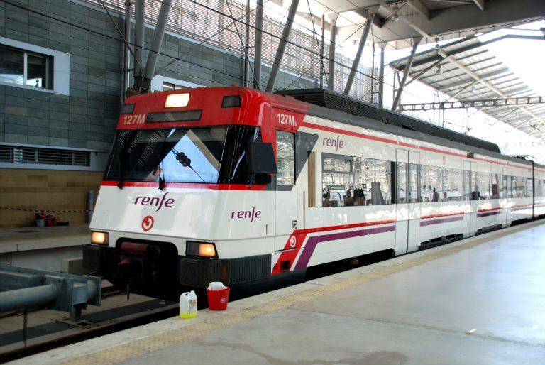 Det blir inget tåg mellan Fuengirola och Marbella