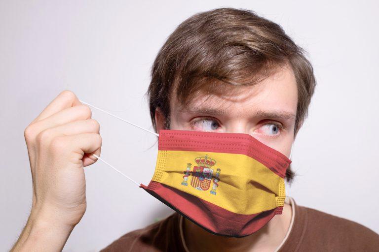 Var fjärde spanjor i obalans