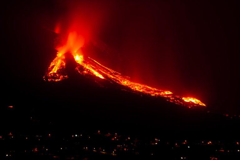 Vulkanutbrottet på La Palma fortsätter