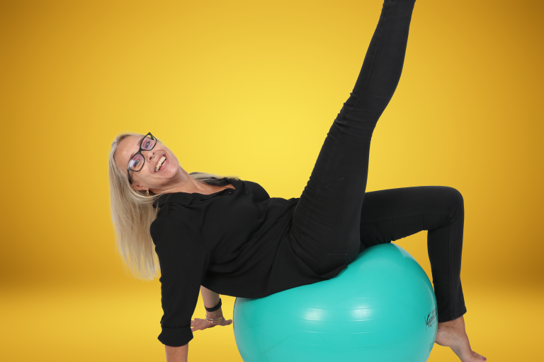 Helena Wramhed: Driv, teamwork och pilates