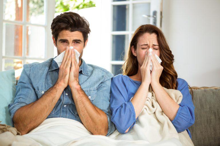 Tidigare influensasäsong drabbar fler
